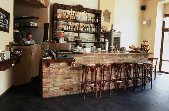 Goldberg Cafe Bar