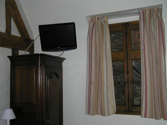 Hotel Le Mouton Blanc: Chambre