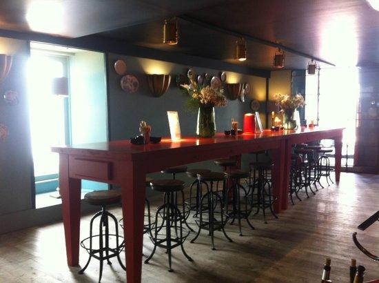 Casa Marcelo: Seating