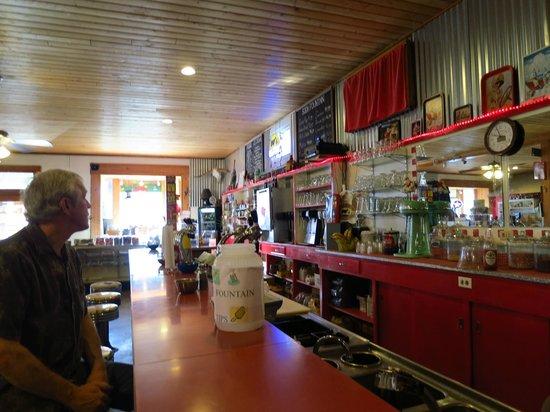 Fort Davis Drug Store & Hotel: Best Malts