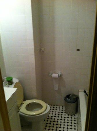 Thomas Family B&B: Salle de bain du 1er