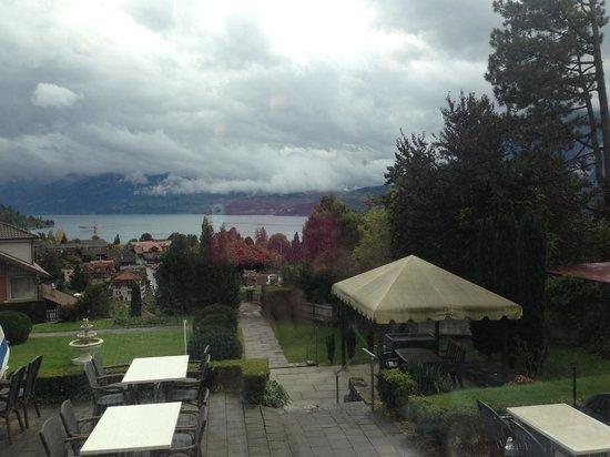 Parkhotel Oberhofen: Ausblick