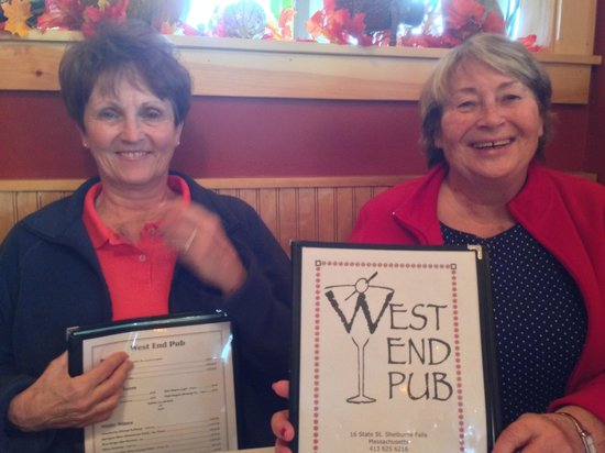West End Pub: Terry and Marian