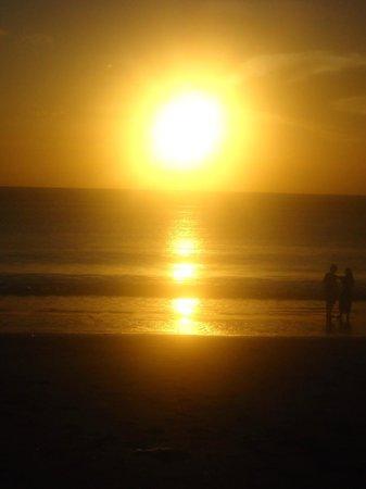 Romantic Dinner in Jimbaran Bay: Sunset