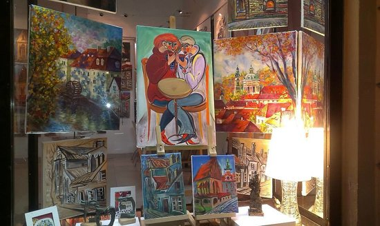 Katie Feygie Art Galerie