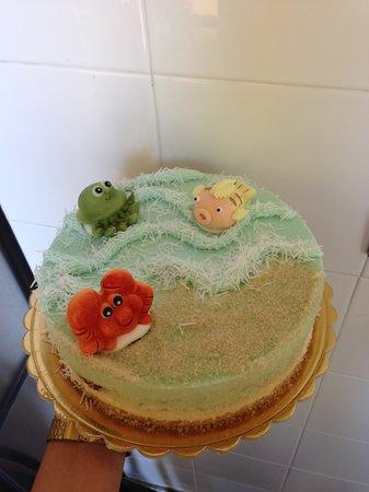 Nummy: Torta d'estate..