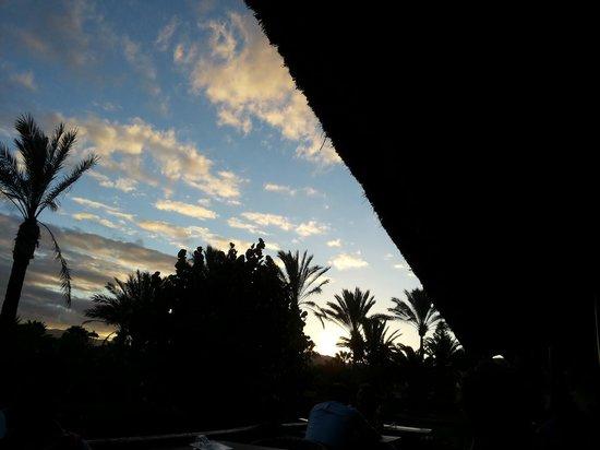 Barcelo Fuerteventura Thalasso Spa: tramonto