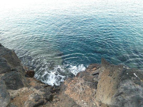 Barcelo Fuerteventura Thalasso Spa: passeggiata sulla scogliera