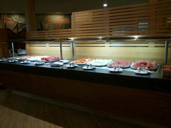 Barcelo Fuerteventura Thalasso Spa: buffet