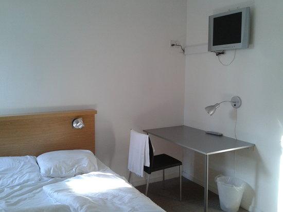 Copenhagen Go Hotel: Double room