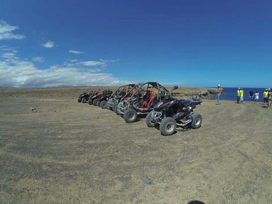 Autos Frenchy Excursiones Quads Buggys: Tout le groupe
