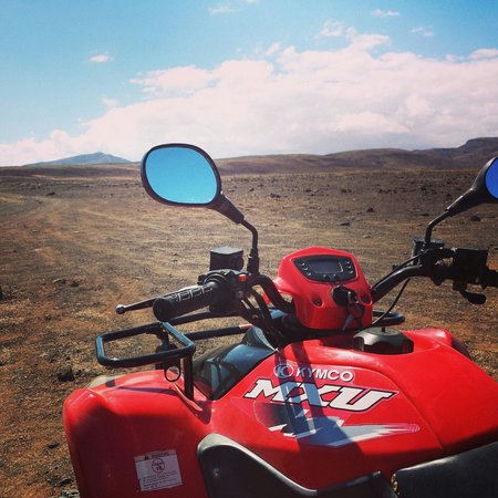 Autos Frenchy Excursiones Quads Buggys: Le quad