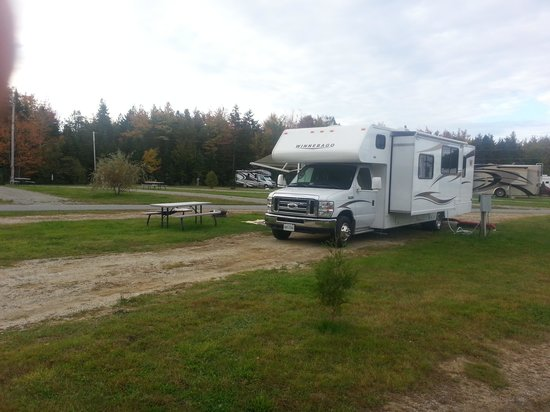 Timberland Acres RV Park : Timberland Acres