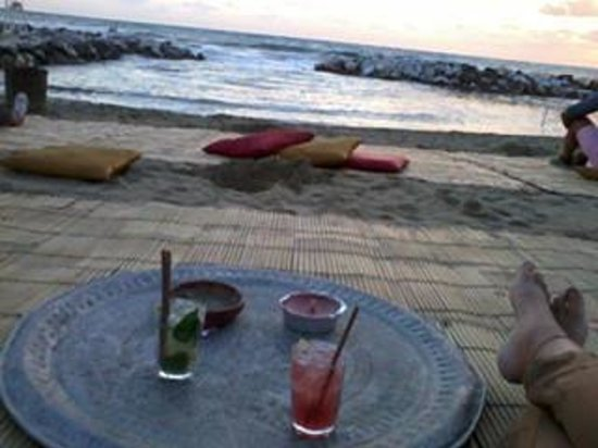 Sunset Cafe: Mojito e Strawberry Mojito
