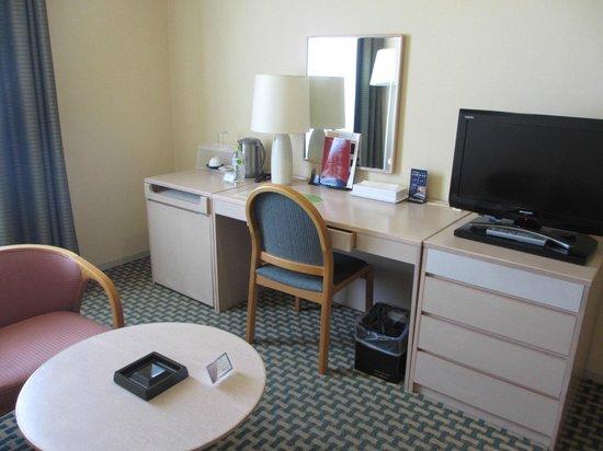 Tennoji Miyako Hotel : 客室
