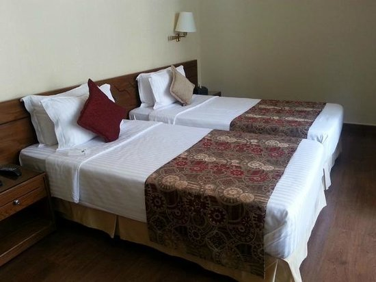 Orient Prince Hotel: Suite Double bed