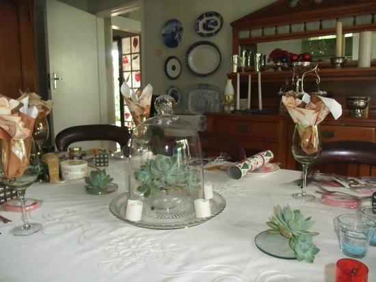 Holme Lodge: Dining room