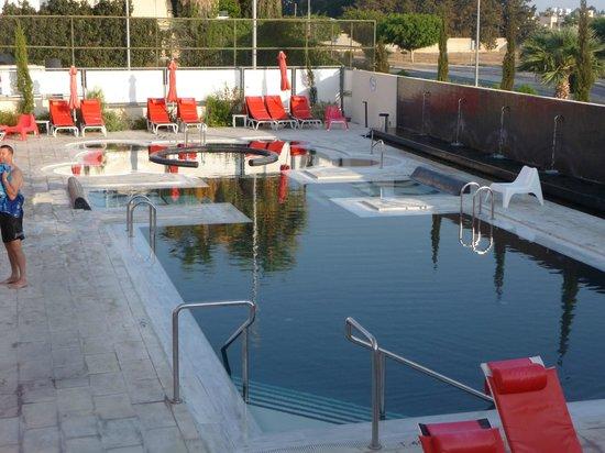 The King Jason Paphos: spa area