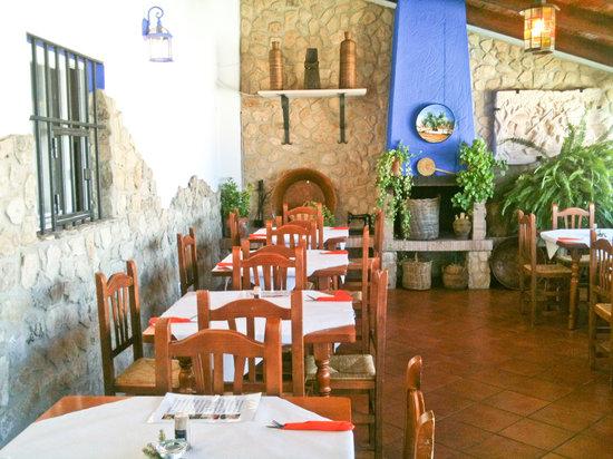 imagen El Cobijo de Maria en El Gastor