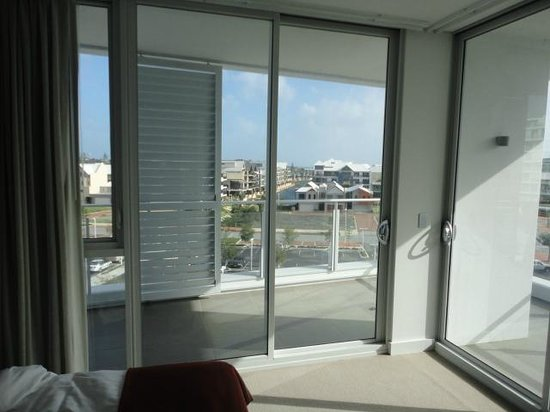 The Sebel Mandurah : View from one of the bedrooms