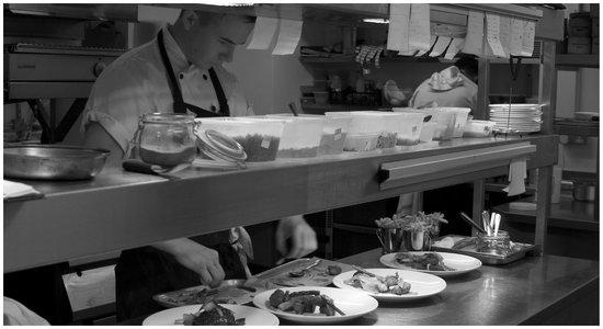 The Talbot Hotel Malton: Chefs at Work
