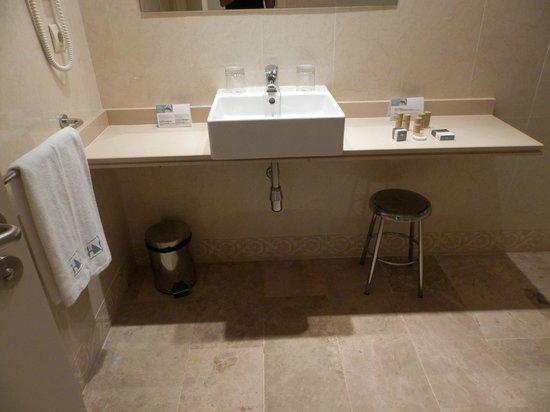 Eurostars Mijas Golf & Spa: Bathroom