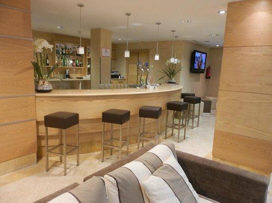 Eurostars Mijas Golf & Spa: Bar