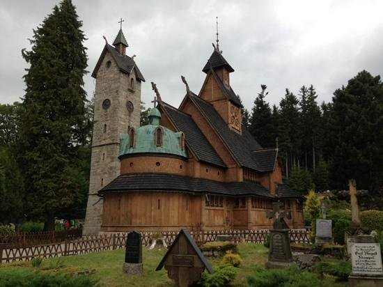 Wang Church: wang chapel,karpacz