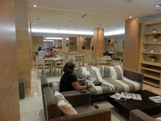 Eurostars Mijas Golf & Spa: Bar Restaurant