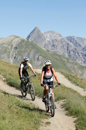 Guide Mountainbike Livigno: sui sentieri sopra livigno