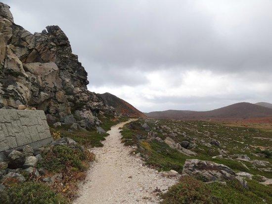 Mt. Esan: 恵山