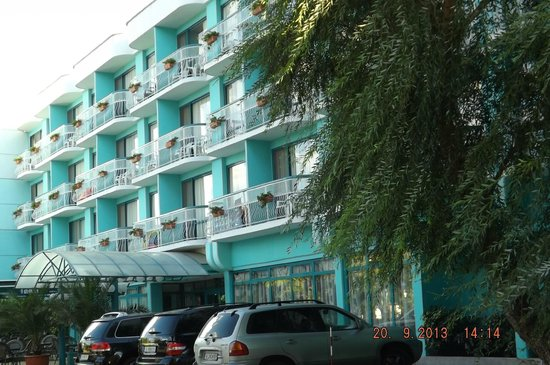 Zefir Hotel: Hotel Zefir