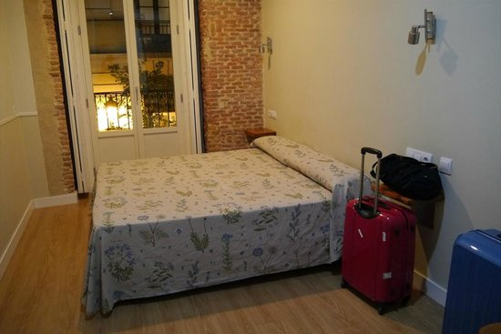 Hostal Madrid: 203号室