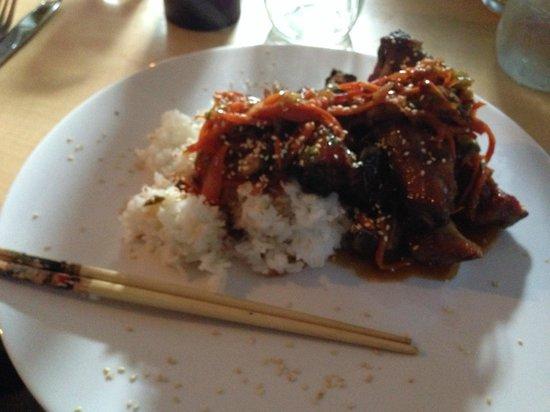 Miksa Restaurant: Riblets