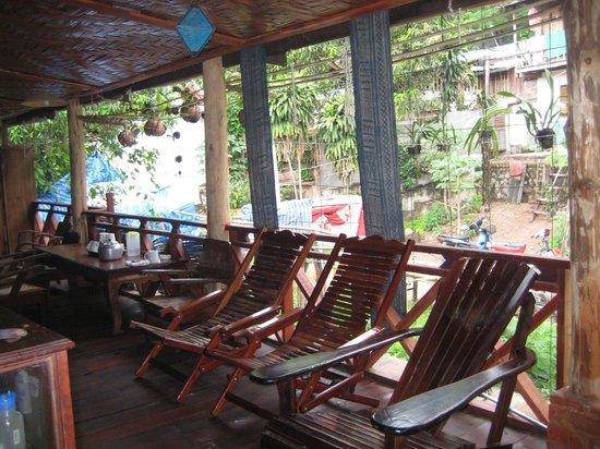 Lemongrass Sauna and Traditional Massage : a relaxing place