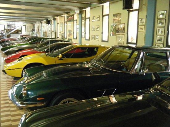 My Motorland: Pannini Museum