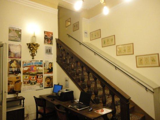 Hotel Crocini: área comum do hotel