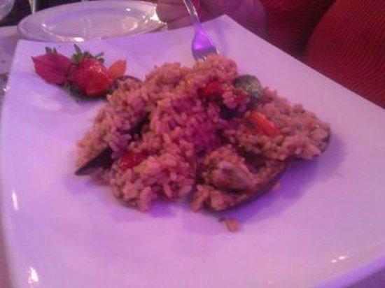 Sapori di Sicilia: Il risotto preso da mia mamma!