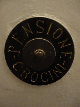 Hotel Crocini: a campainha