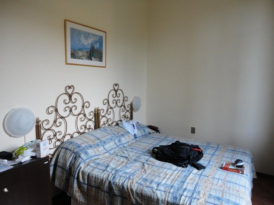 Hotel Crocini: nosso quarto