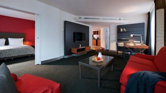 The Madison Hamburg: Suite