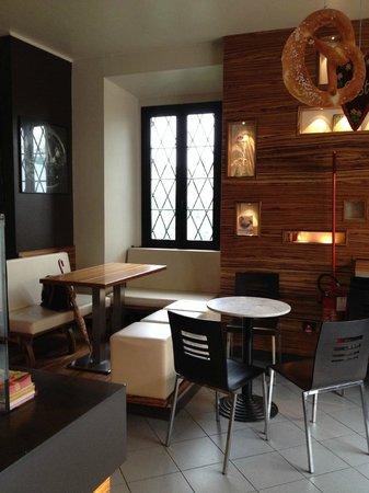 Bar Trattoria di Luigi Colombo & C. sas: interno