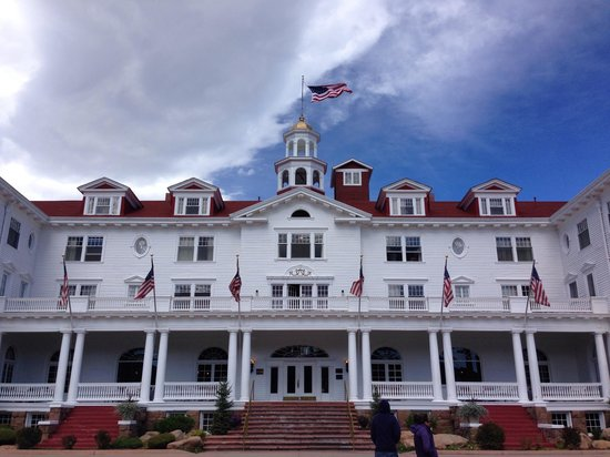 Gorgeous Fall Day at the Stanley Hotel