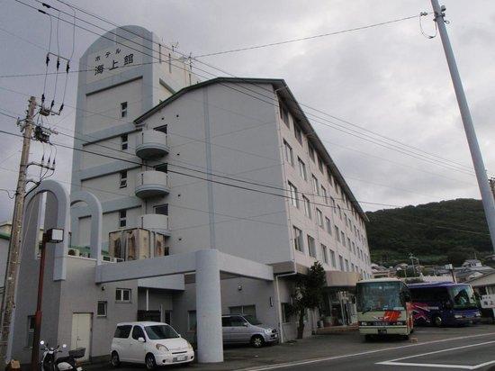 Hotel Kaijokan : 外観