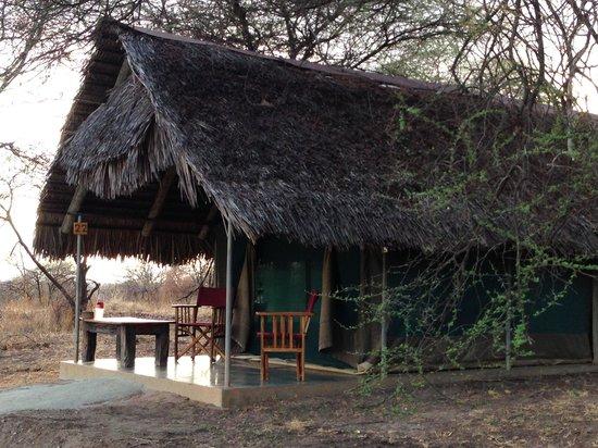 Tarangire Safari Lodge: Tent 22