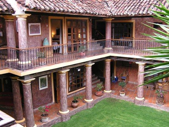 Hotel Casa Mexicana: zona camere