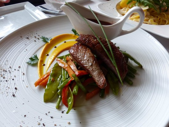 Rae Restaurant & Cafe: Duck Breast