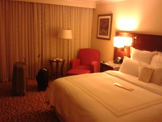 Denver Airport Marriott at Gateway Park : Room