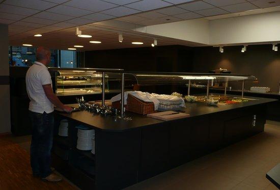 Smarthotel Oslo : Buffet breakfast
