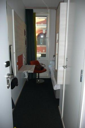 Smarthotel Oslo : Double bed room